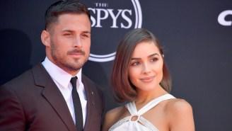 Danny Amendola Tries To Explain His Olivia Culpo Rant; Julian Edelman Tells Him To 'Get Off Instagram'