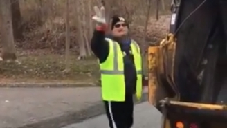 Artie Lange Is Out Of Jail And 'Doing Really Well' While Serving Community Service As A Garbage Man