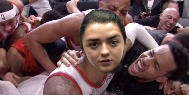 Game of Thrones memes Arya Stark pic Battle of Winterfell