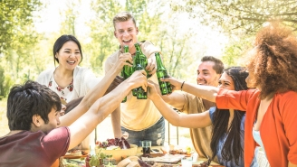 Here's The Science Behind Why It's So Easy To Get Hammered During Backyard BBQs