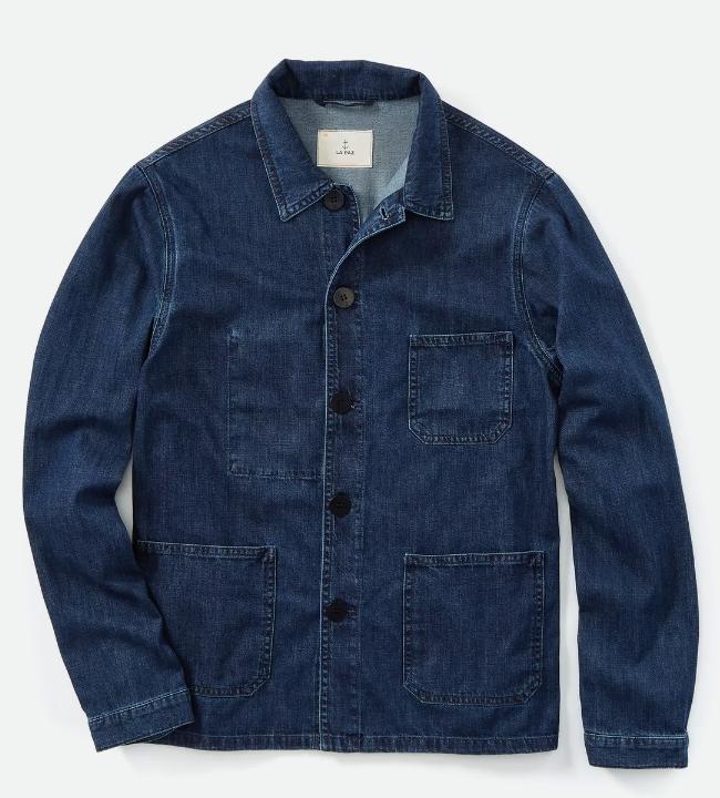 Baptista Denim Jacket from La Paz
