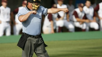 All Dogs Go To Heaven But Not This Evil Umpire Who Stopped A Team's 'Bat Dog' From Doing Its Job