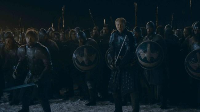 battle of winterfell dark complaints