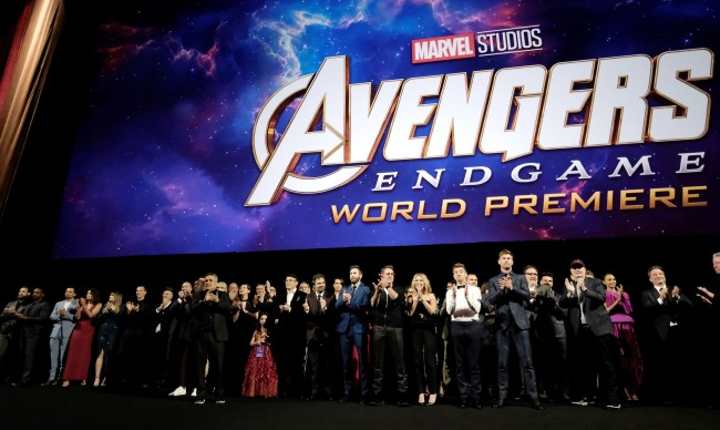 Best Pictures And Videos From The LA Premiere Of Avengers Endgame