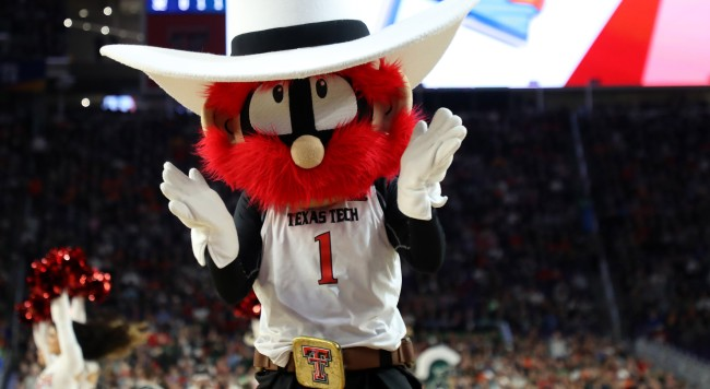Bettor Stands To Win 300K If Texas Tech Wins National Championship