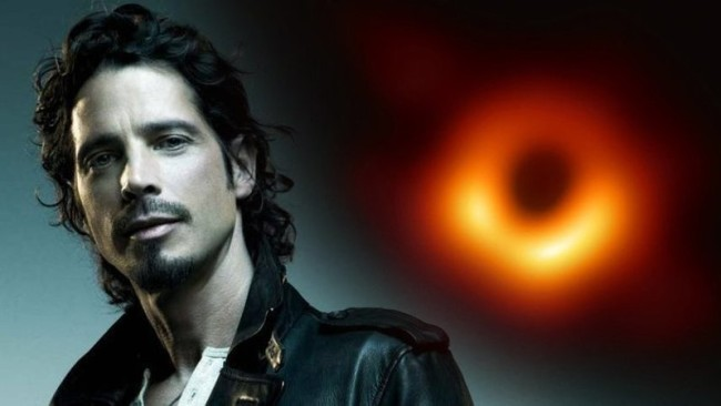 Name the m87 black hole after Chris Cornell petition