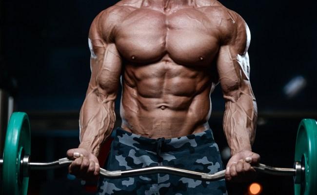 Olivier Richters world's tallest bodybuilder
