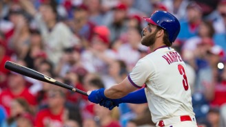 Bryce Harper Shares Heartfelt Message To Nationals Fans Before His First Game Back In Washington