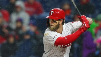 Bryce Harper Explained Why He Trains Hard Right Before A Game And Why He Stays Off The Internet