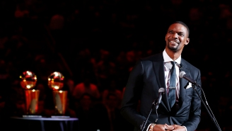 Chris Bosh Explains The Two Major Factors That Ended Any NBA Comeback Attempt Following His Blood Clots