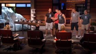 Chris Gronkowski's 'Shark Tank' Product Has Such Great Sales He'll Have To Hire His Retired Brother Gronk To Help