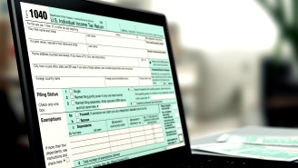 Congress Is Trying To Permanently Ban The IRS From Letting You File Your Taxes Online For Free