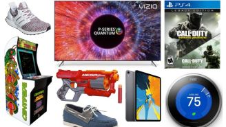 Daily Deals: 'Call Of Duty' Games, Nerf Blasters, Latest iPad Pros, Sales On Nike, Adidas Under Armour And More!
