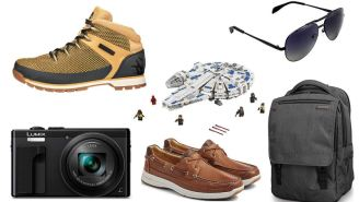 Daily Deals: Timberland Boots, Cooking Sets, Ray-Ban Sunglasses, Huge Sperry Sale, Banana Republic Clearance And More!