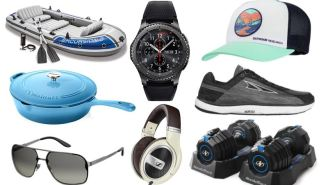 Daily Deals: Weights, Patagonia, Outdoor Research, Neiman Marcus Clearance, Charles Tyrwhitt Spring Sale And More!