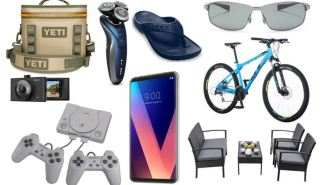 Daily Deals: Yeti Coolers, Patio Furniture, iPads, Mountain Bikes, L.L. Bean Promo, Off Saks 5th Avenue Sale And More!