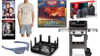 Daily Deals: $7 Shirts, 'Die Hard' Box Set, 'Game Of Thrones' Calendars, 'Step Brothers' Movie, Volcom Sale And More!