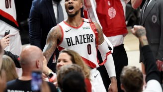 Damian Lillard Was On A Mission To 'Get Rid Of These Mother F**kers' Prior To Game 5 Against Thunder