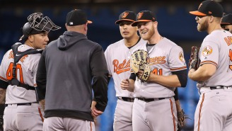 Orioles Pitcher David Hess, MLB Fans Couldn't Believe He Got Pulled Just 8 Outs From A No-Hitter