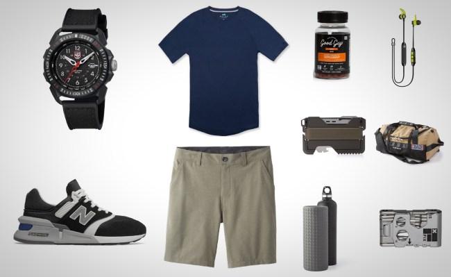 everyday carry essentials best men's activewear 2019