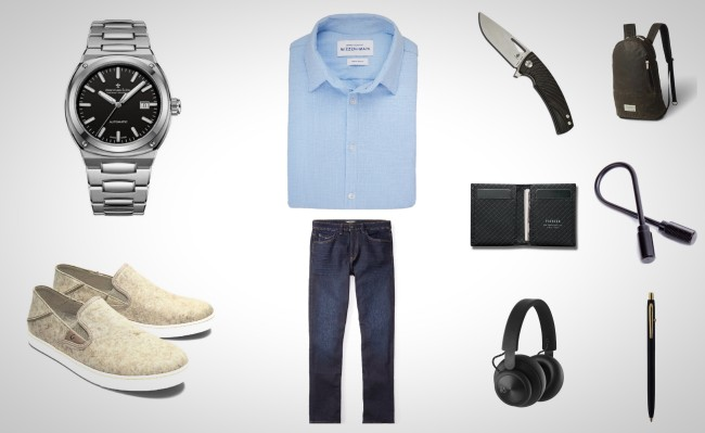 everyday carry gear business casual