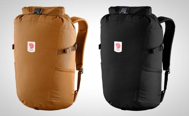 Fjallraven Ulvo Rolltop Backpacks