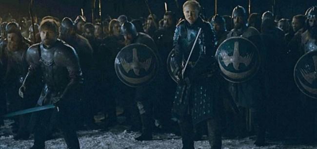 game of thrones season 8 episode 3 teaser photos battle of winterfell