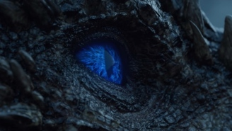 Here's How The Badass 125-Foot-Long Dragons Come To Life In HBO's 'Game Of Thrones'
