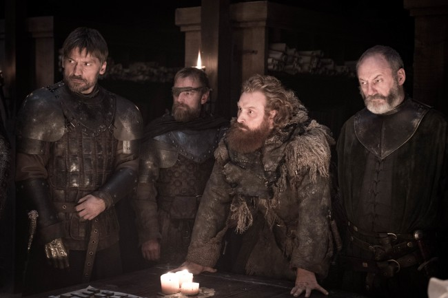 Game of Thrones S08E03 Jamie Lannister