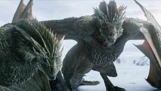 Deleted Dragon Scene From 'Game Of Thrones' From Season 8 Premiere Supports Jon Snow Theory