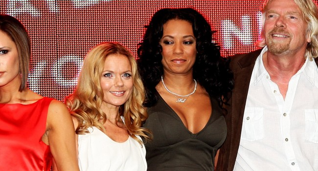 Geri Halliwell Denies Mel B Story About A Sexual Encounter