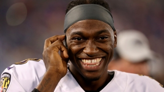 Fans Congratulate Robert Griffin III On Stylish Haircut After Receiving The Worst Haircut In The History Of Man