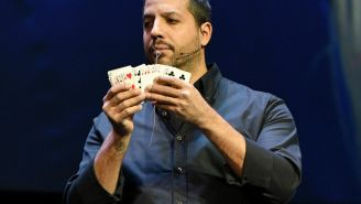 Magician David Blaine Under Investigation For Sexual Assault