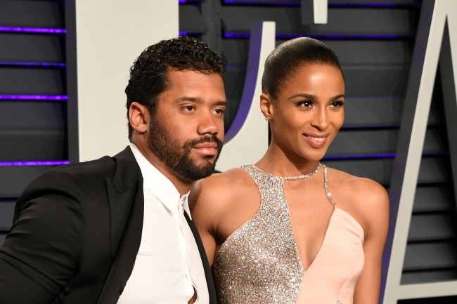 Russell Wilson And Ciara Announce Contract With Strange In-Bed Video
