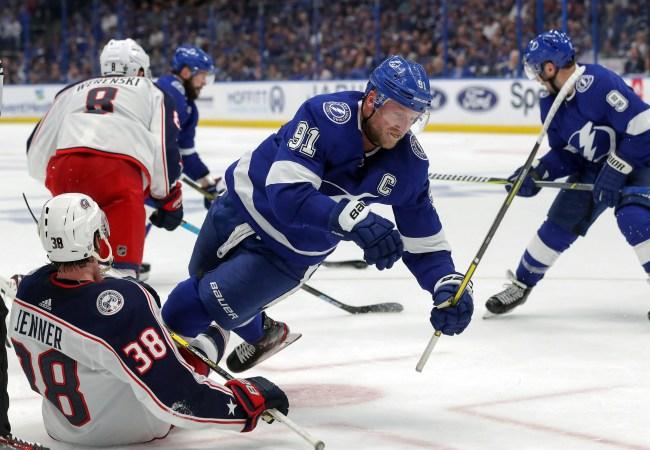 Tampa Bay Lightning Steven Stamkos Stanley Cup Playoffs
