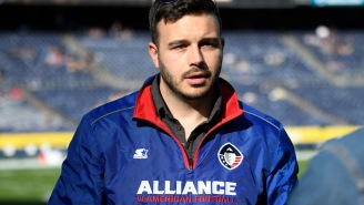 AAF Co-Founder Charlie Ebersol Was Reportedly Paid $14k By The League Two Days Before Bankruptcy Filing