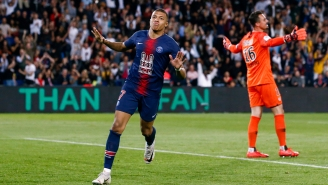 Soccer Superstar Kylian Mbappe Clocked Sprinting Faster Than Usain Bolt When He Set His 2009 100M World Record