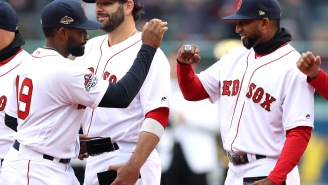 The Boston Red Sox Received Their World Series Rings And They Are So Fresh And So Clean