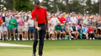 Nike Made A Truck Load Of Money From Tiger Woods' On-Camera Exposure During Final Round Of Masters