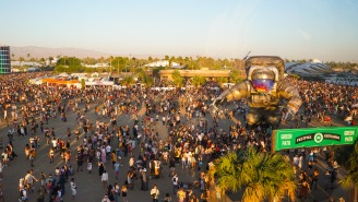 Herpes Rates Are Sore-ing On Coachella Festival Grounds, 20 Times The Average