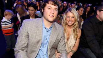 Kelly Stafford, Wife Of Matthew Stafford, Reveals She Has A Brain Tumor