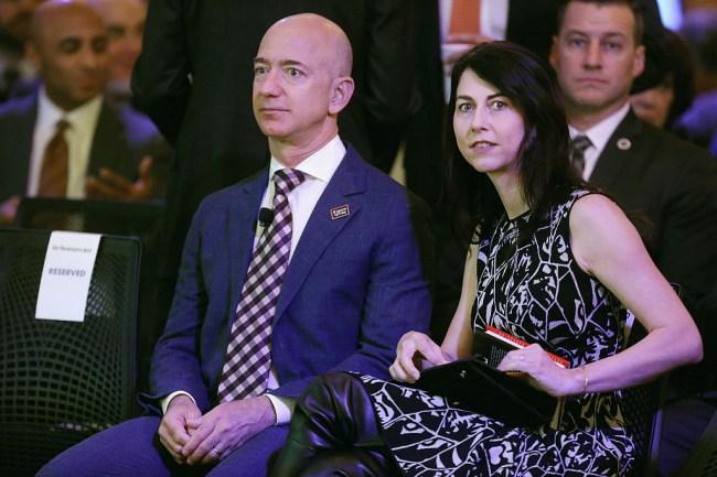 Jeff Bezos And MacKenzie Bezos Divorce Amazon Settlement