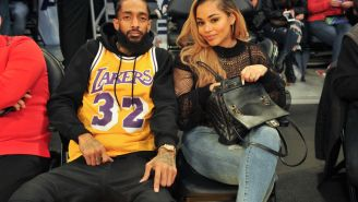 Kodak Black Apologizes For Hitting On Nipsey Hussle's Girlfriend Lauren London, Radio Station Cancels Florida Rapper