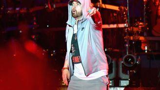 Eminem Celebrates 11 Years Of Sobriety: 'Still Not Afraid'