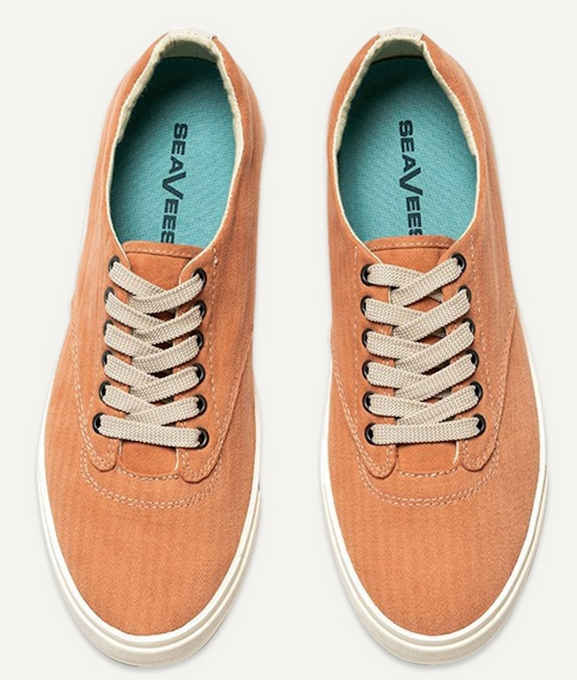 Hermosa Bleach Sneakers from Seavees