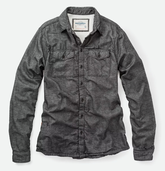 High Sierra flannel