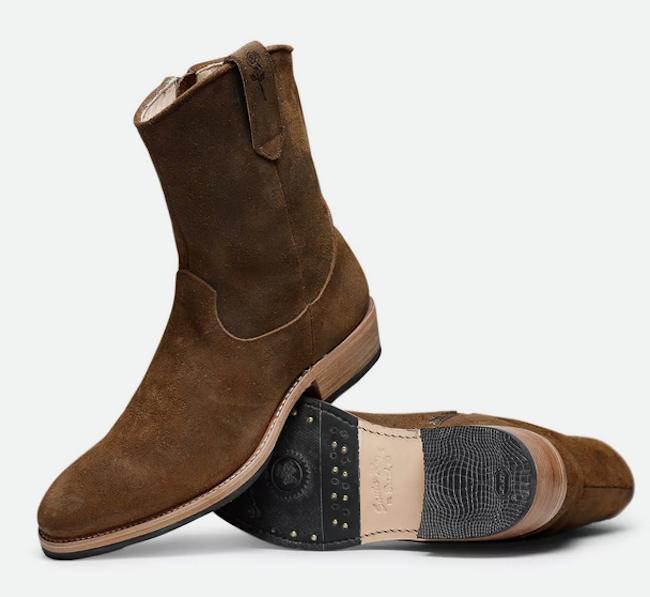 Isaac Cowboy Boots