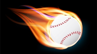 Genius Pours A TON Of Gasoline On Baseball Diamond, Sets In On Fire, Causes $50K+ In Damage
