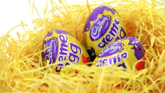 Don't Look At This Photo Demonstrating How Much Sugar Is In A Cadbury Egg If You Don't Want Type 2 Diabetes
