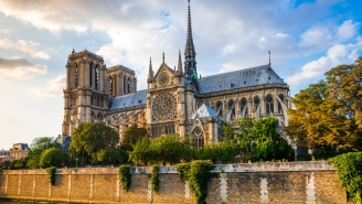 The Iconic Notre Dame Cathedral In Paris Is Engulfed In Flames And The Photos And Videos Are Insane